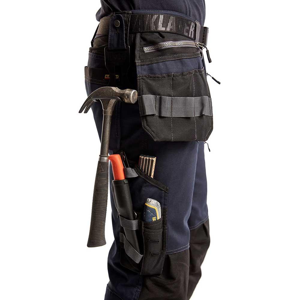 Craftsman trousers Mörk marinblå/Svart