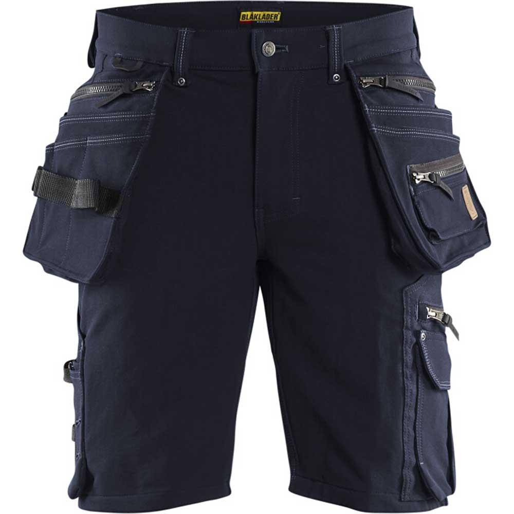 Craftsman Shorts X1900 Mörk marin/svart