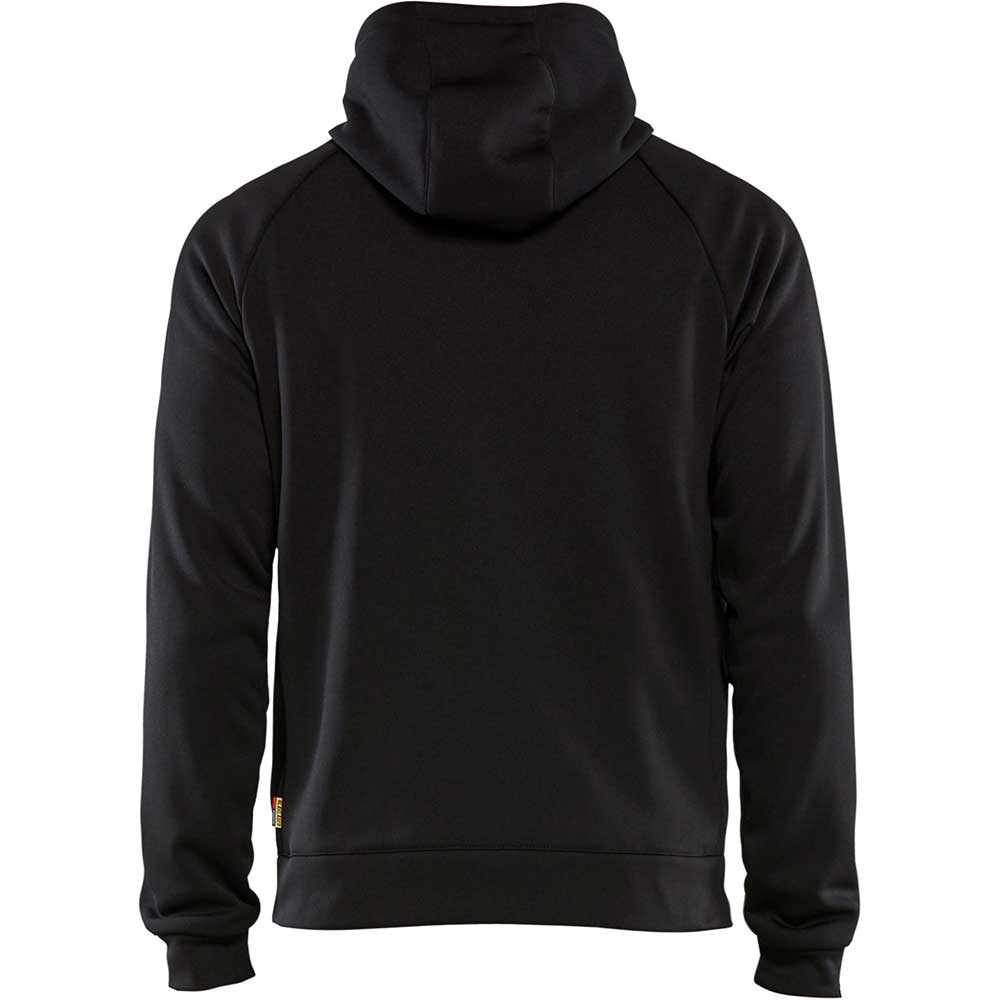 Hybridtröja Black/Dark grey