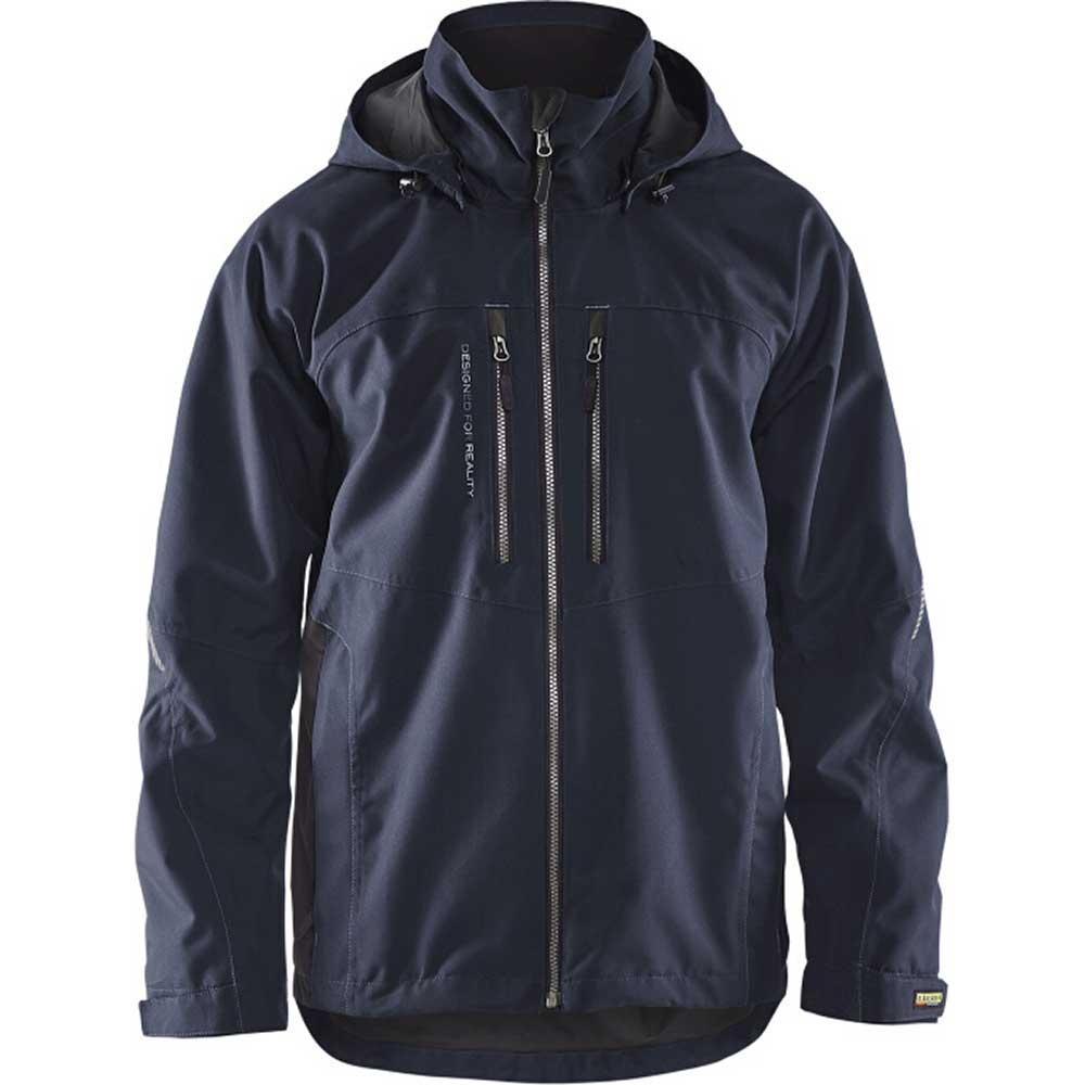 Functional jacket Mörk marinblå/Svart