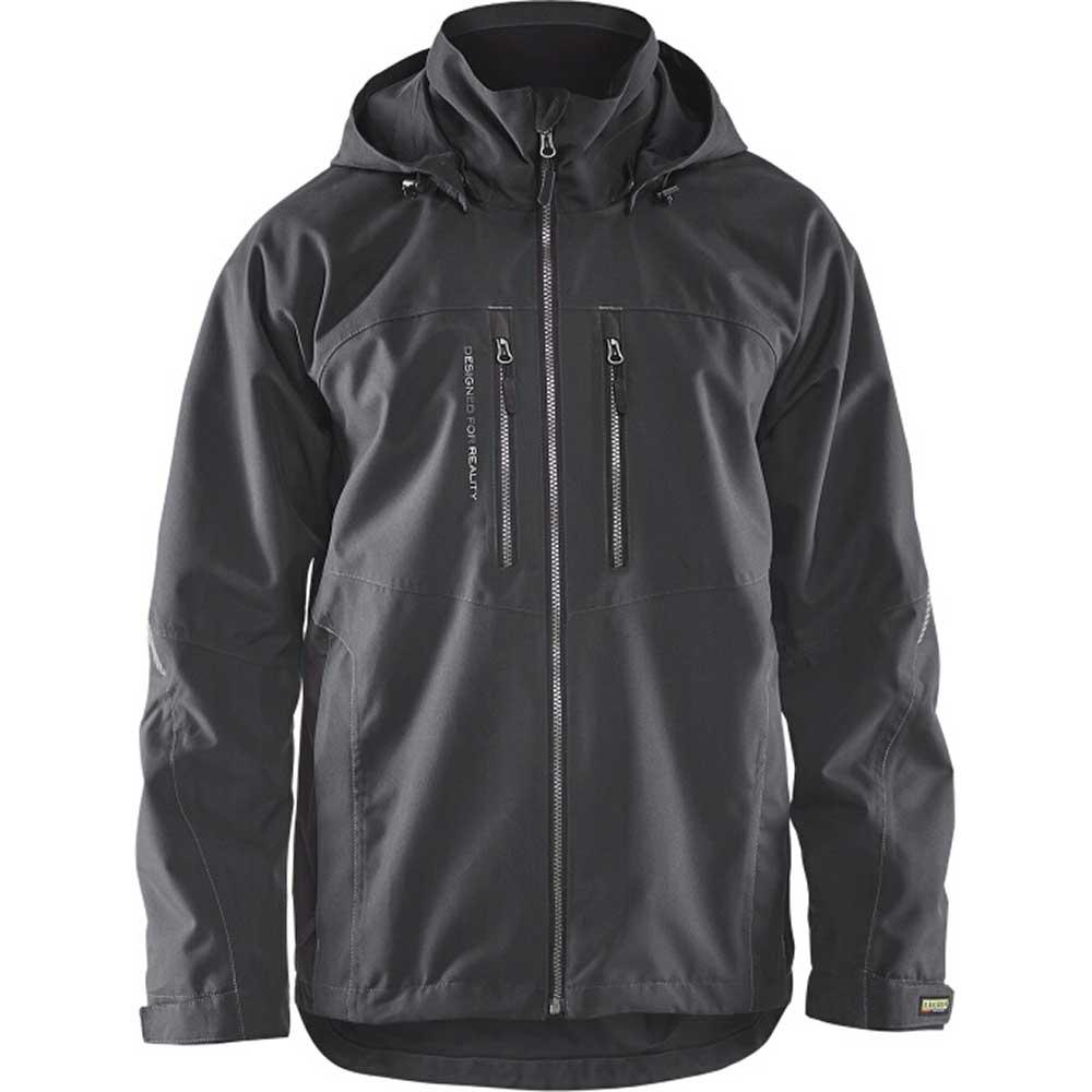 Functional jacket Mörkgrå/Svart