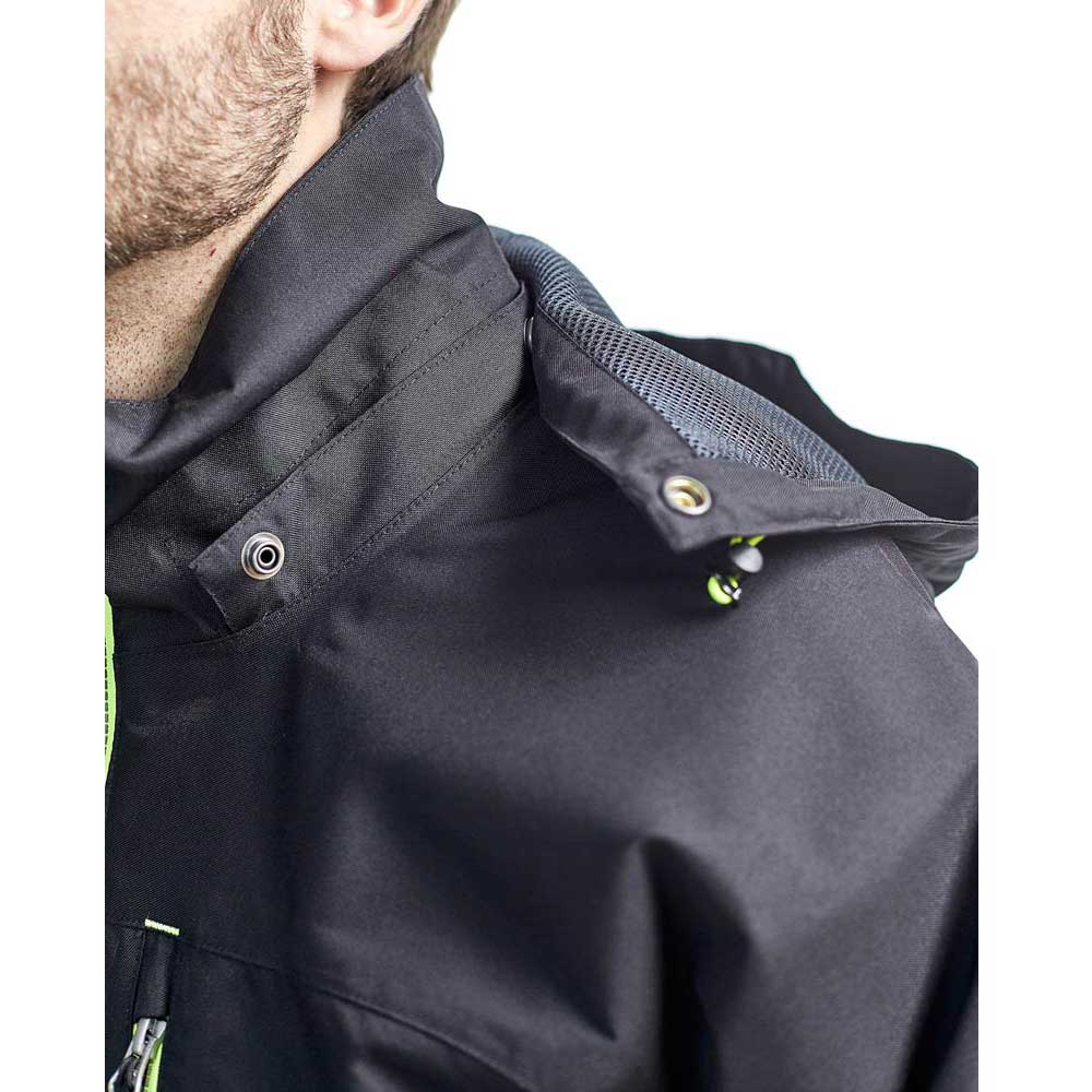 Functional jacket Brun/Svart