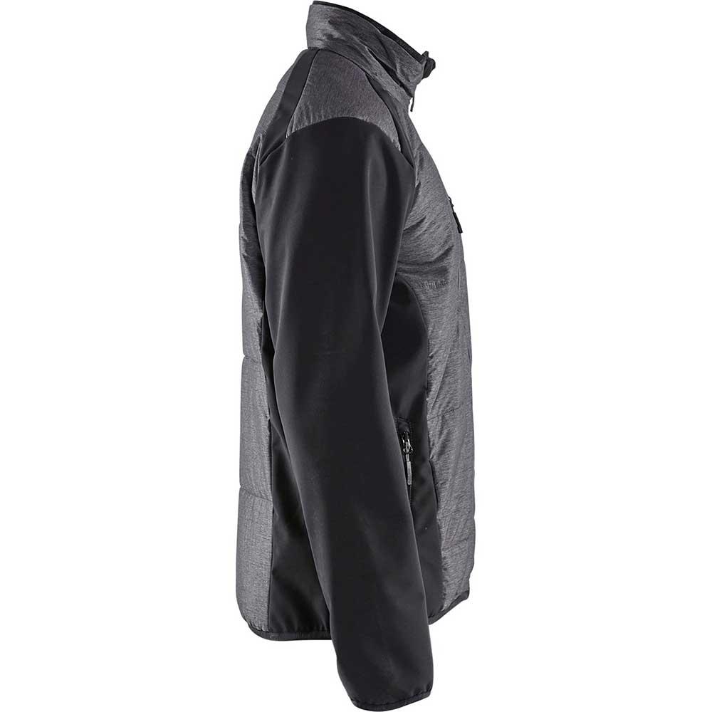 Insulation jacket Svart/Mörkgrå