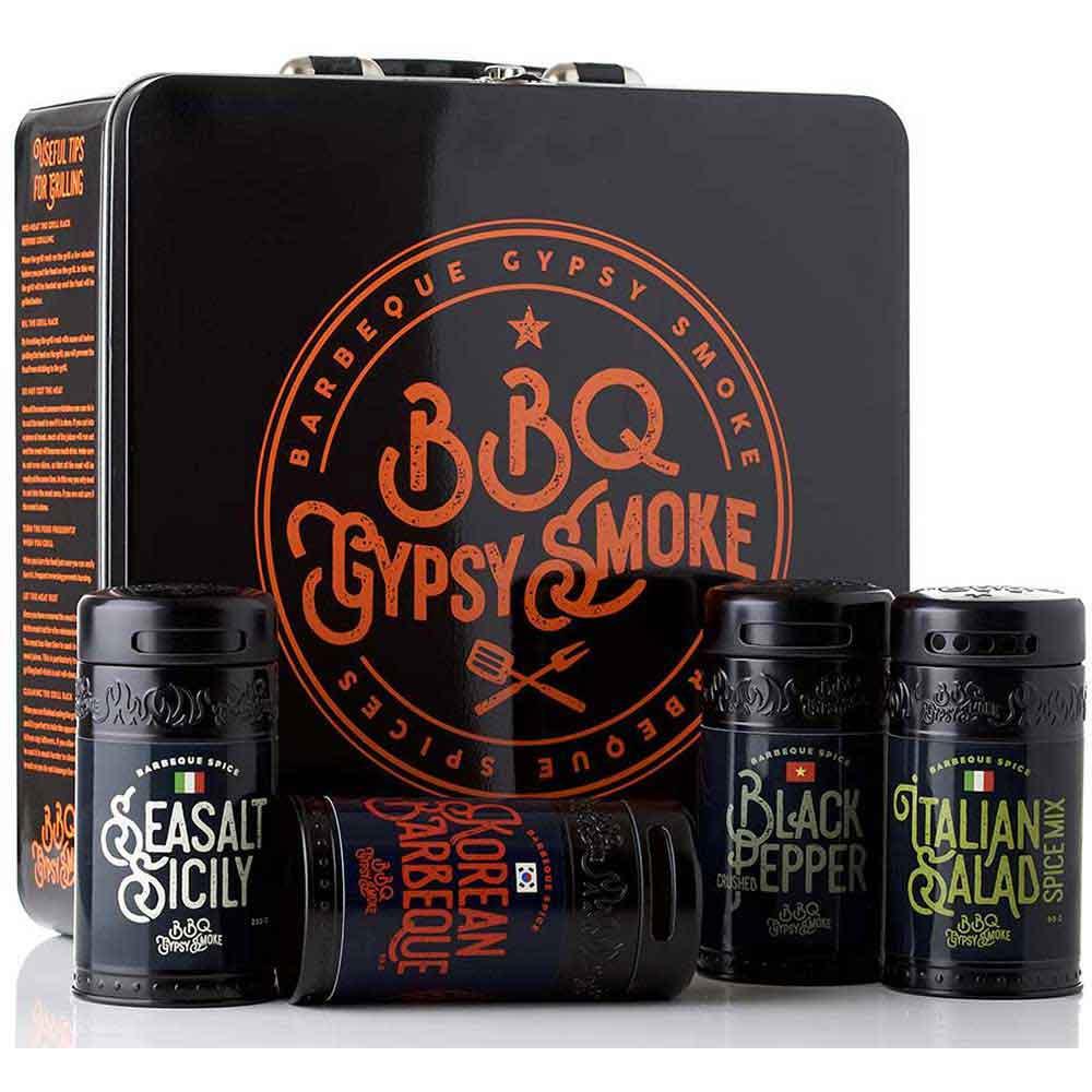 BBQ Gypsy Smoke 2019 svart