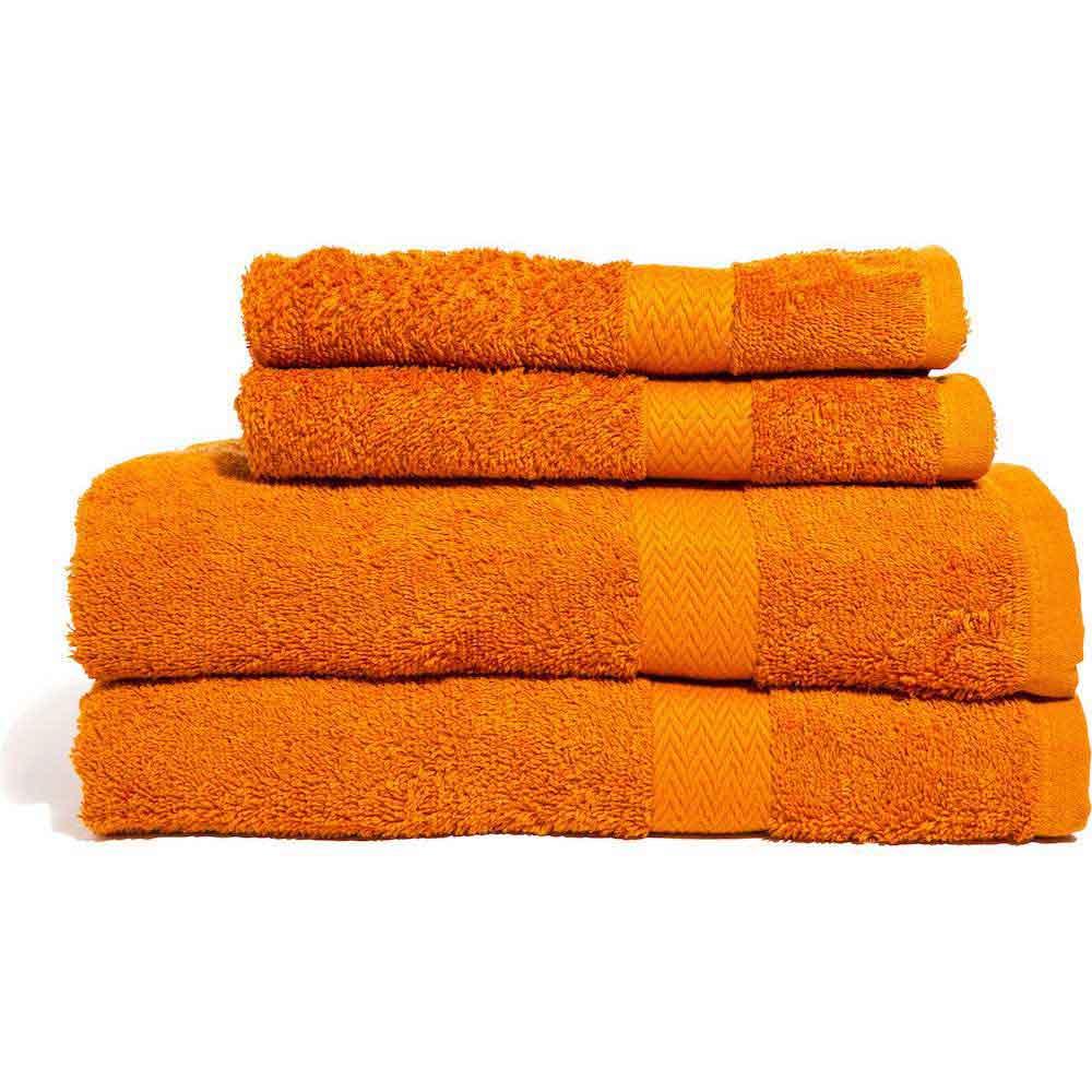 Frotté Queen Anne 30x50 cm Orange