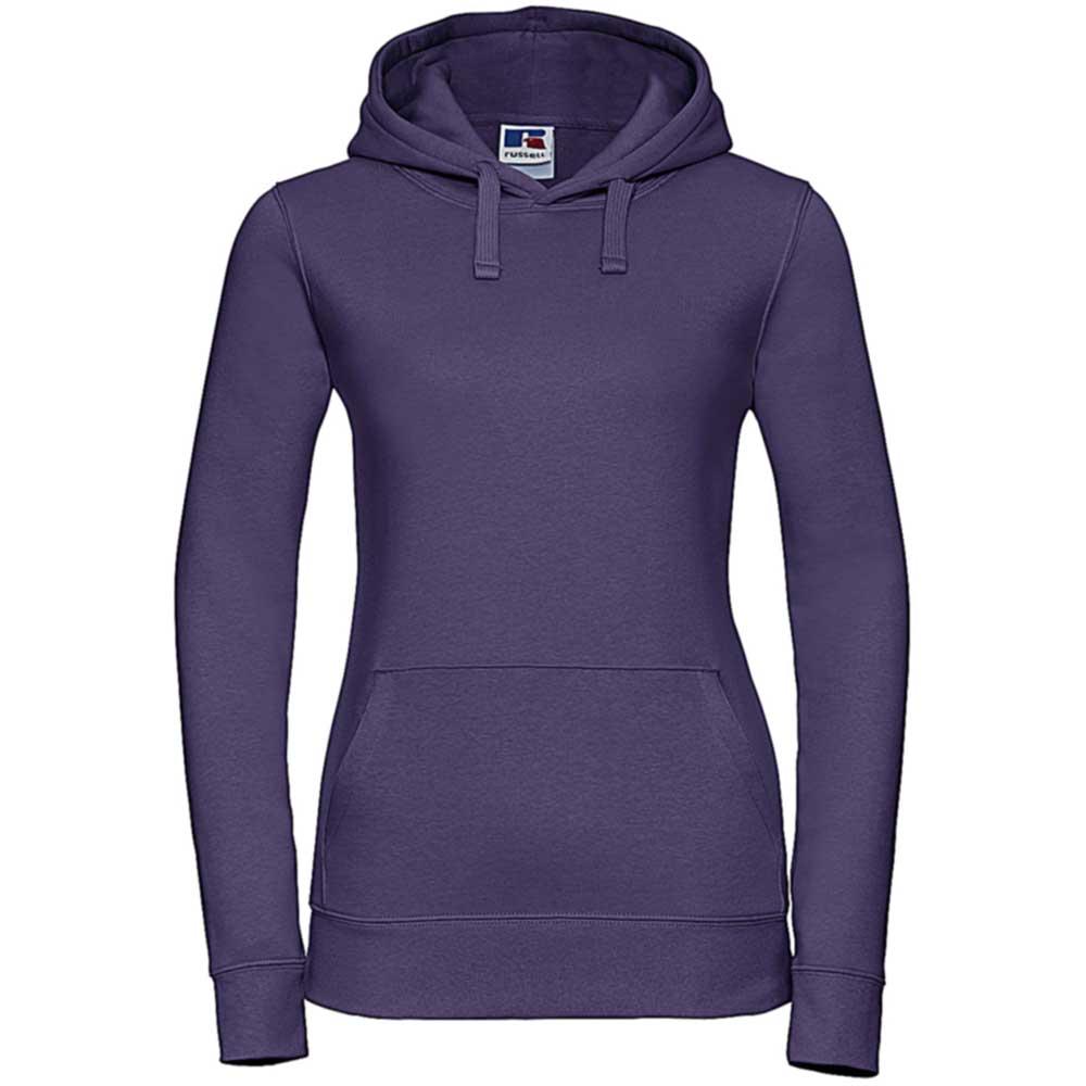 Russell Authentic Hood, Dam Purple