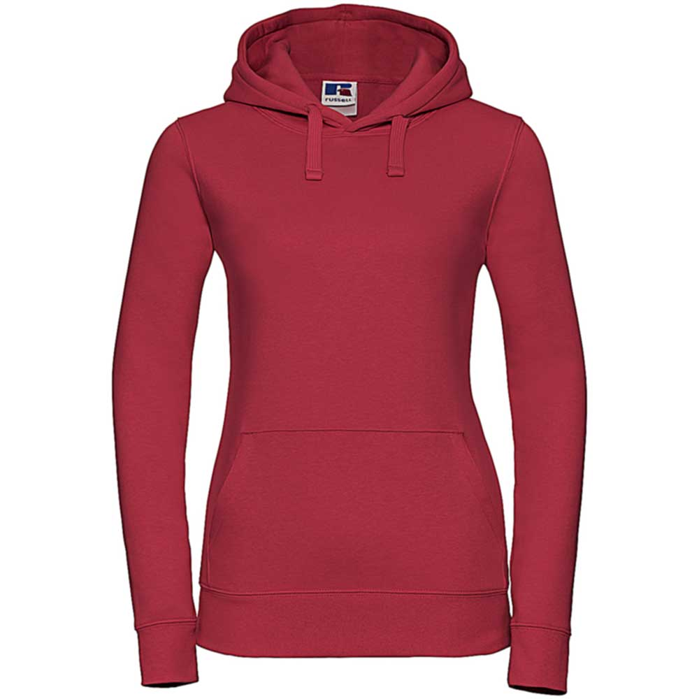 Russell Authentic Hood, Dam Classic Red