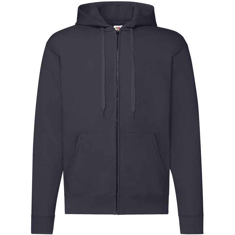 Classic Hooded Sweat Jacket Deep Navy