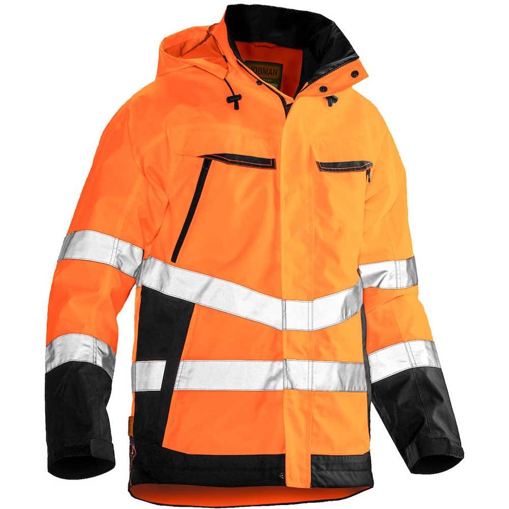 Jobman Skaljacka HV orange/svart