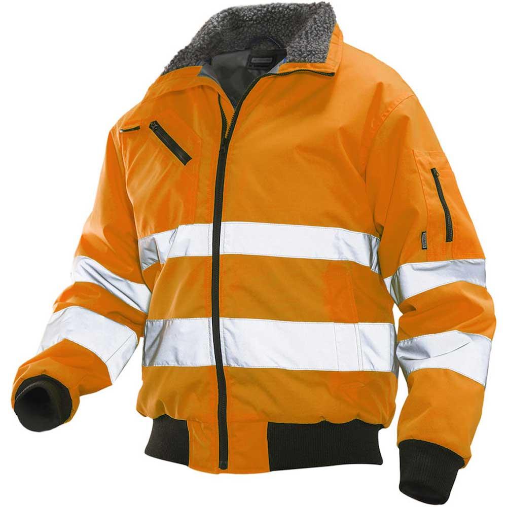 Pilotjacka HV klass 3 orange