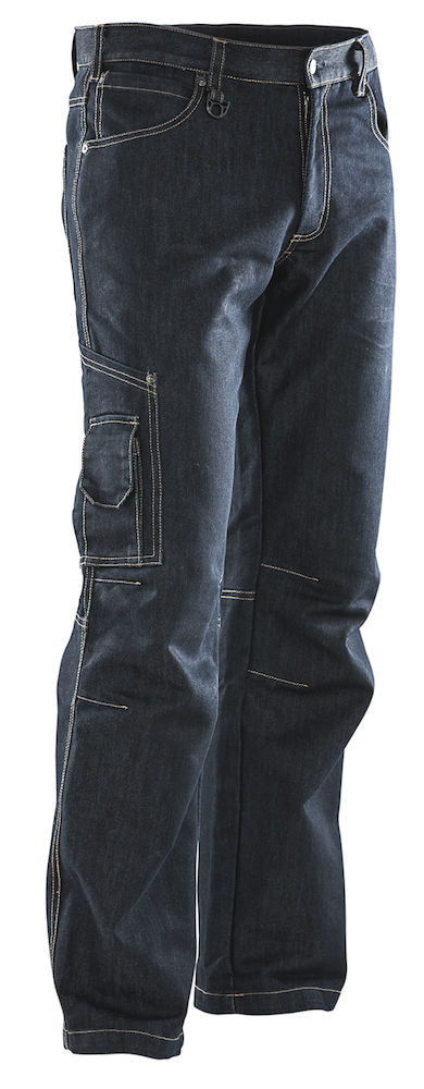Workerjeans Denim denimblå