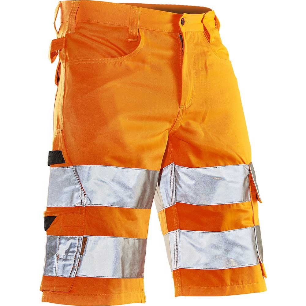 Serviceshorts Varsel orange