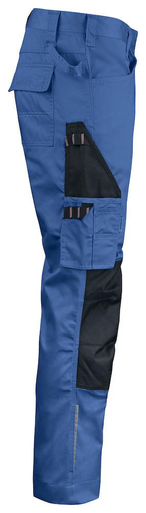 Servicebyxa Practical blå/svart
