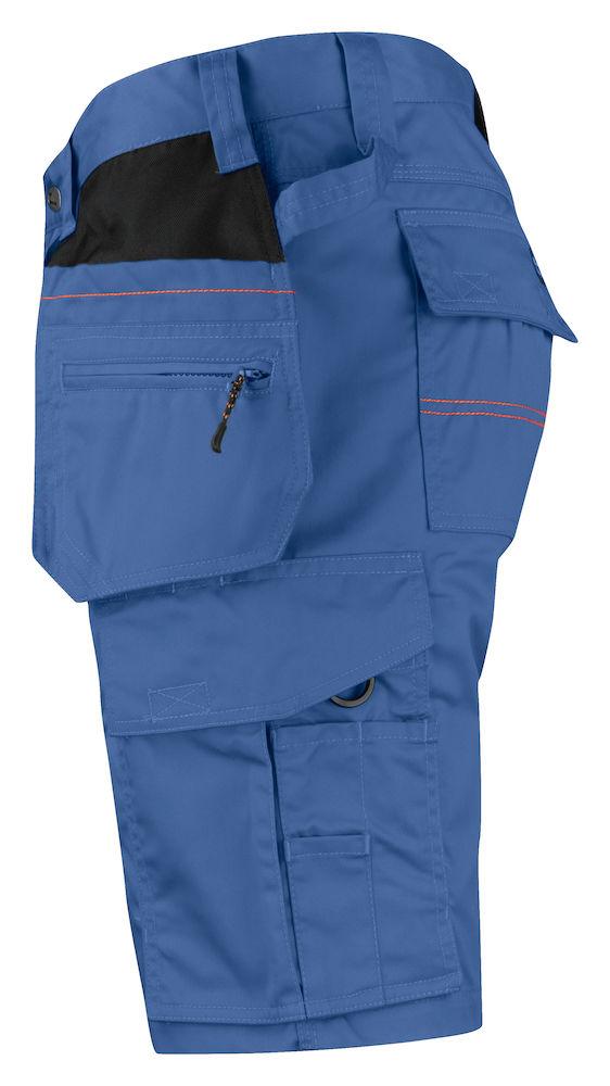 Hantverksshorts Practical blå/svart