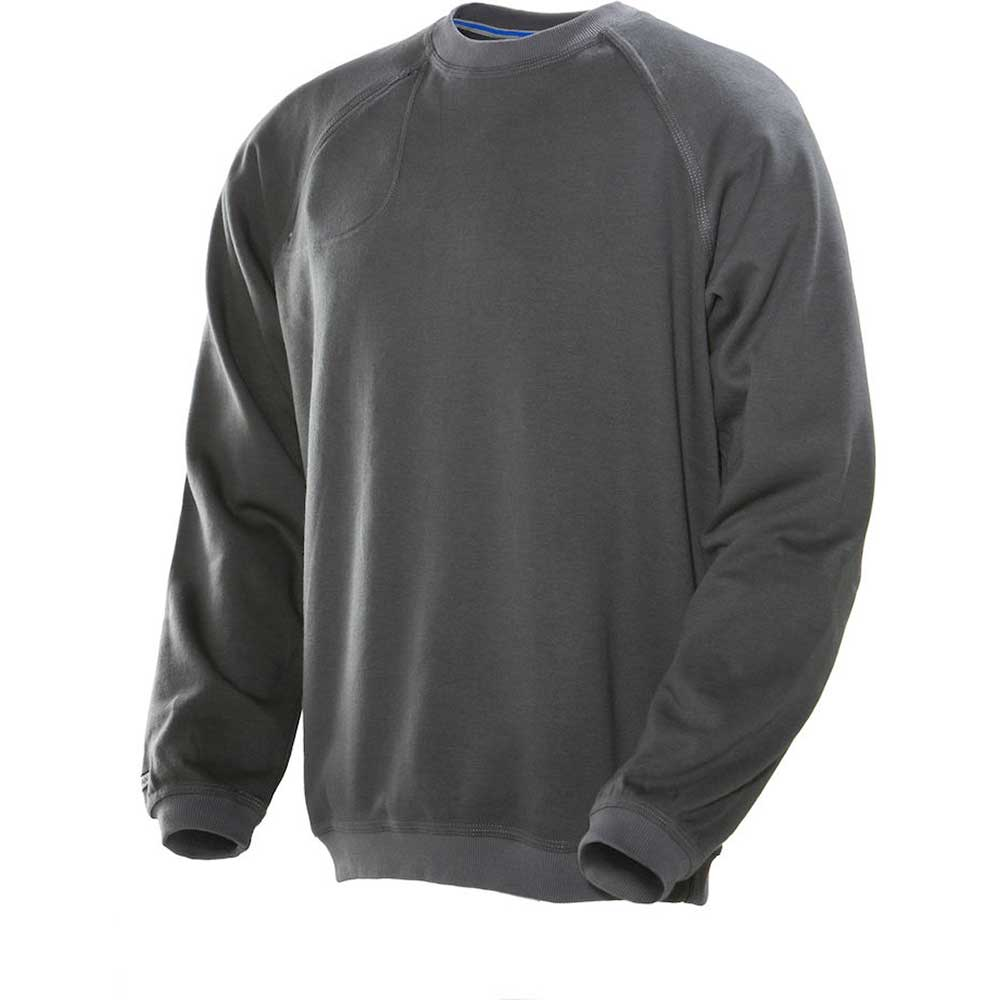 Jobman Sweatshirt  mörkgrå