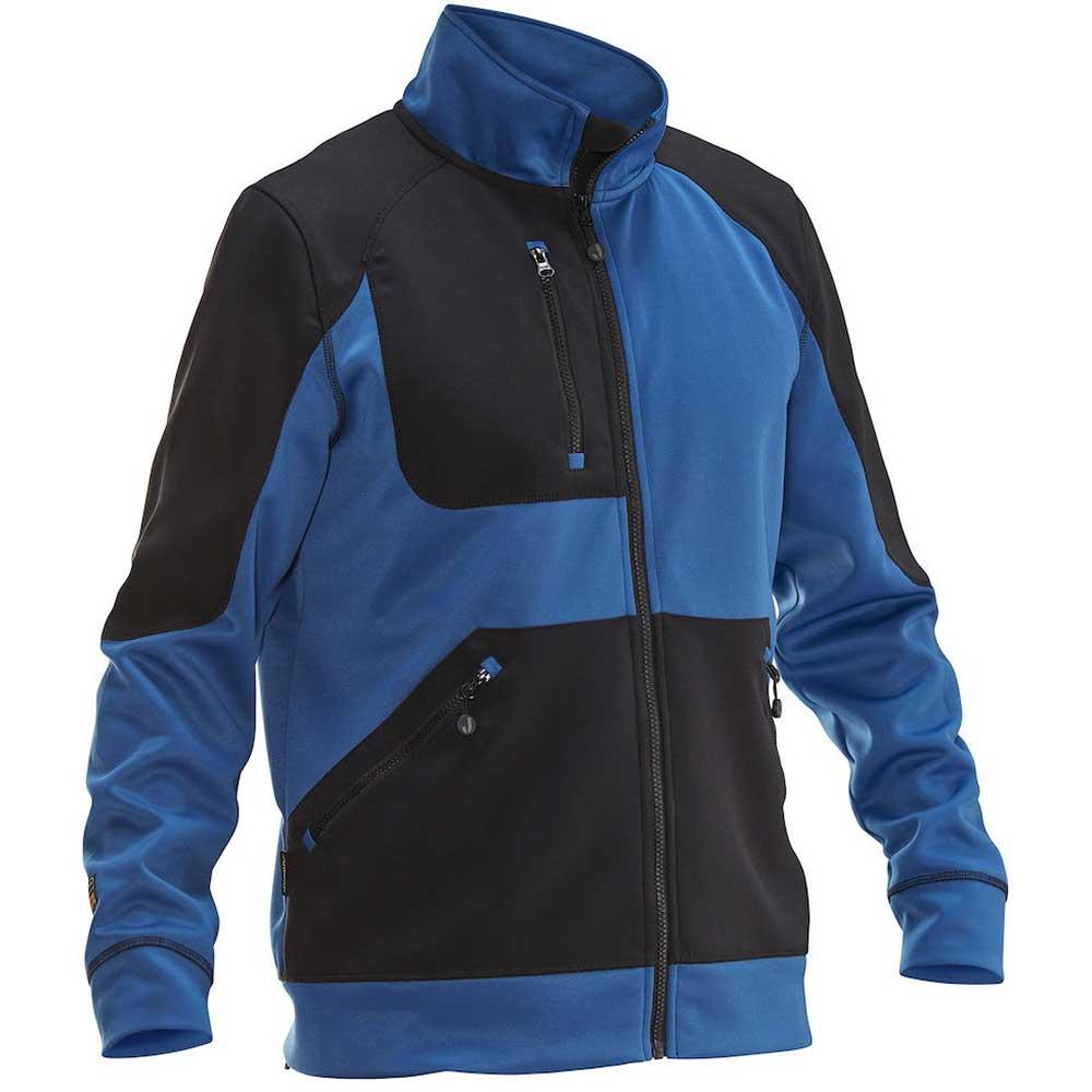 Jacka Spun-Dye royal blå/svart