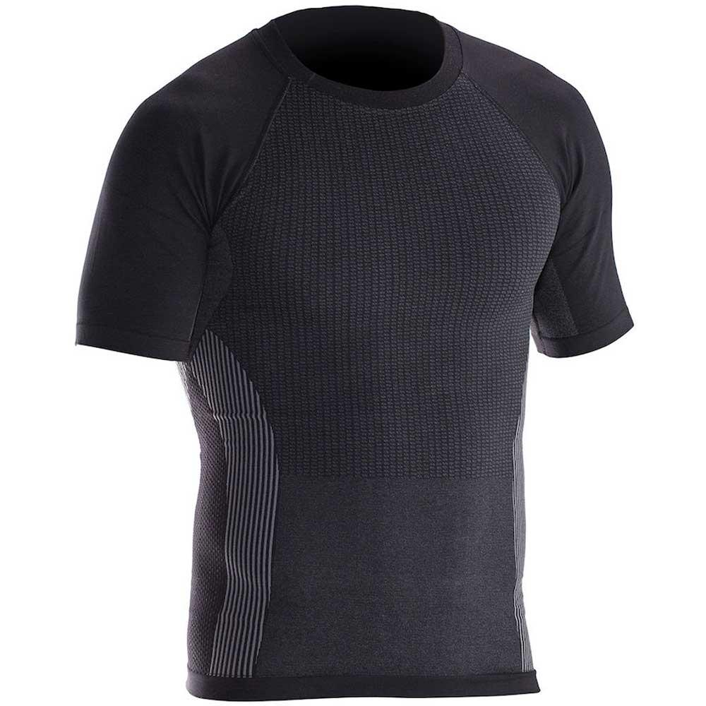 T-shirt Next To Skin mörkgrå/svart