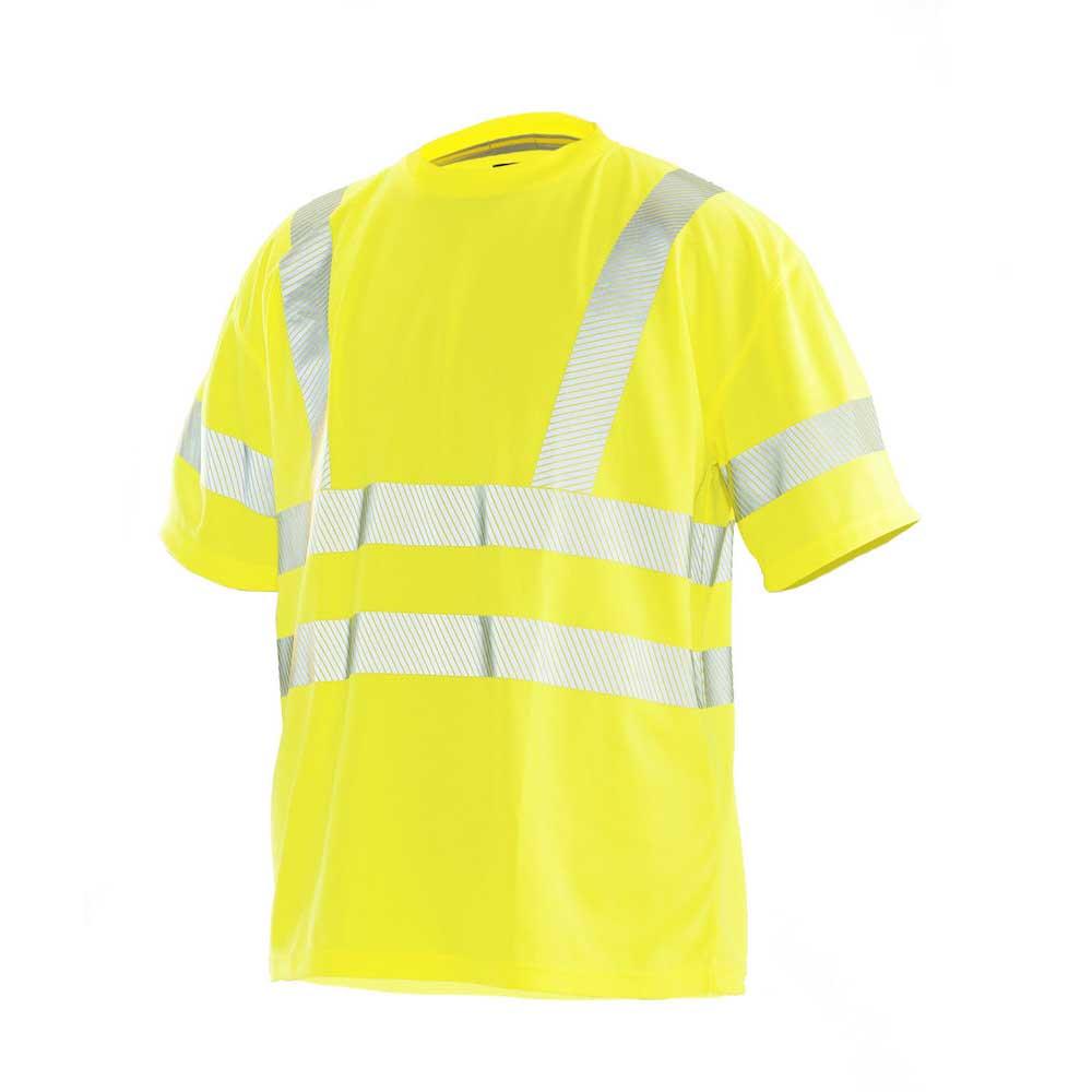 T-Shirt EN471varsel kl. 3 gul