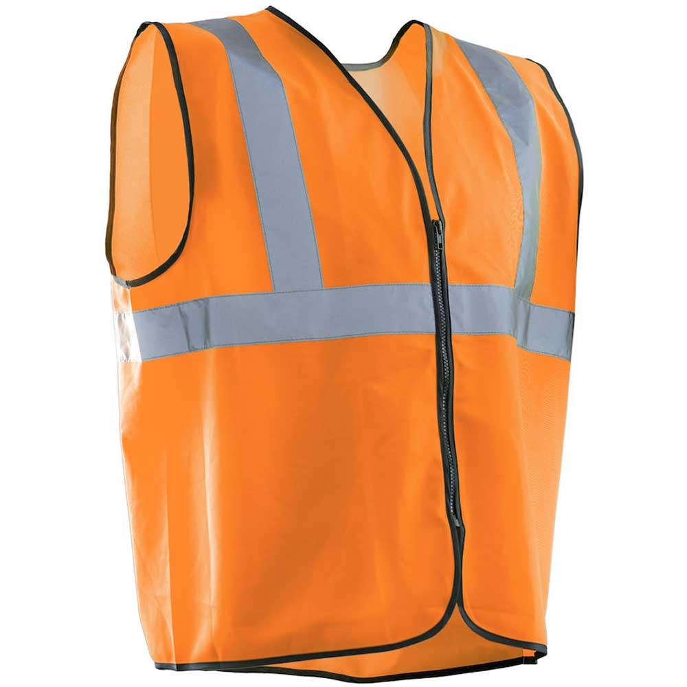 Väst HV Klass 2 orange