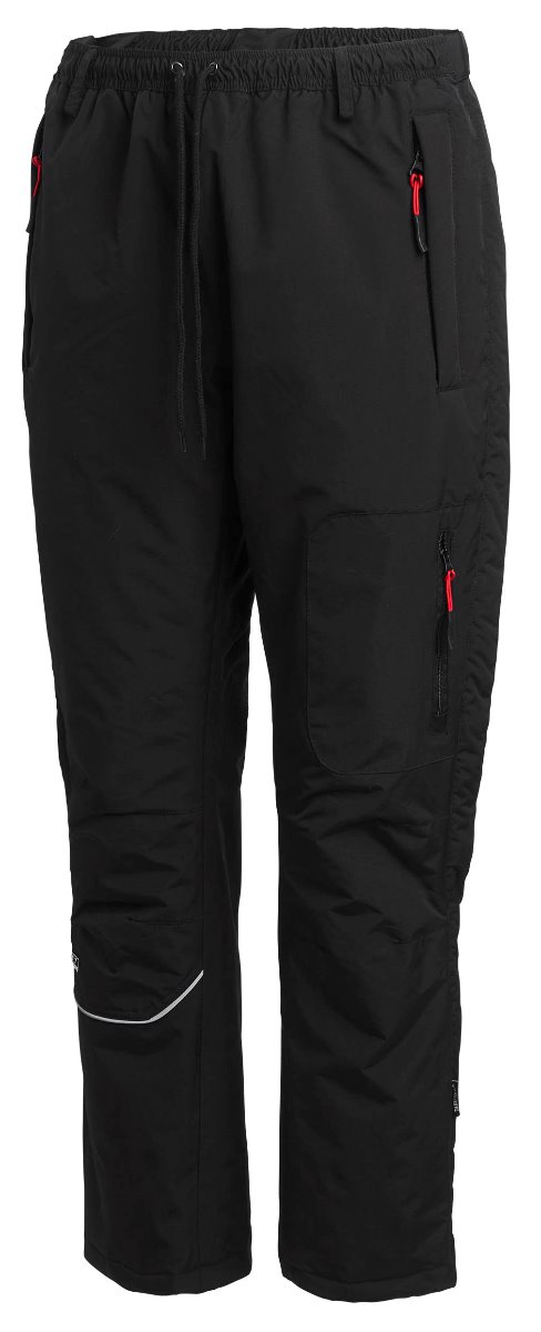Womens light padded pants svart