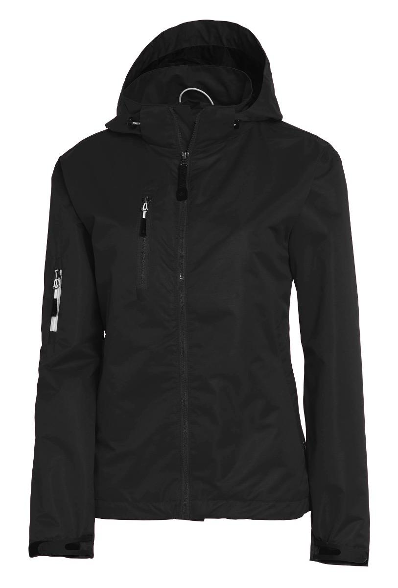 Womens shell jacket svart