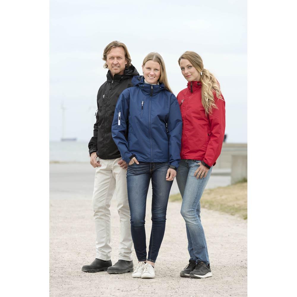 Womens shell jacket marin