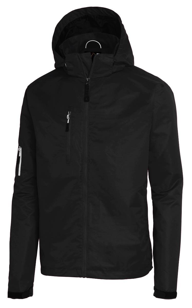 Mens shell jacket svart
