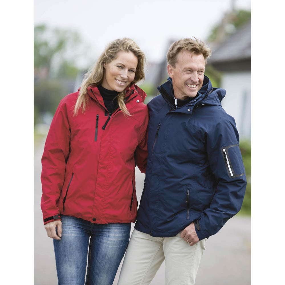 Tre-i-en womens jacket marin