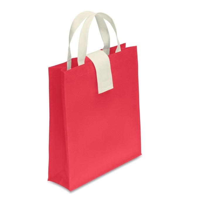 Folby Shoppingbag röd
