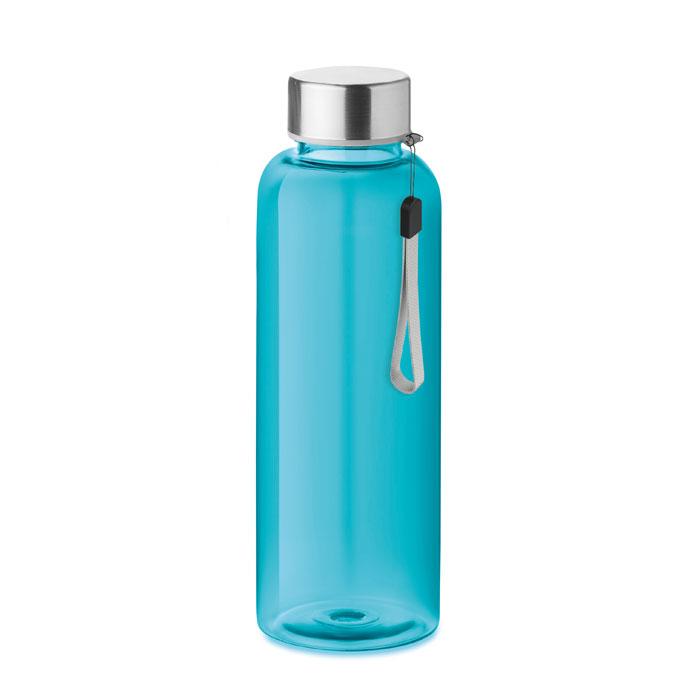 Utah Vattenflaska transparent blå