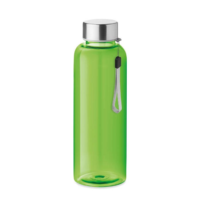 Utah Vattenflaska transparent lime