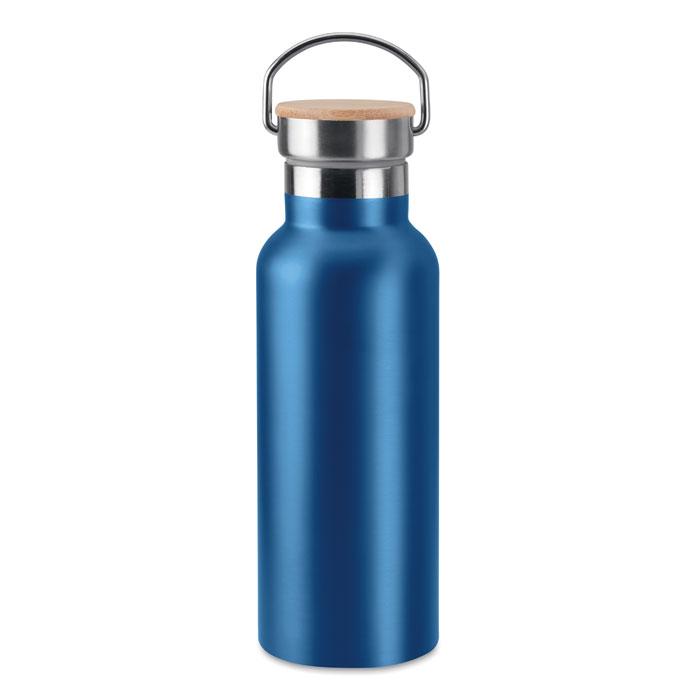 Flaska  500 ml blå
