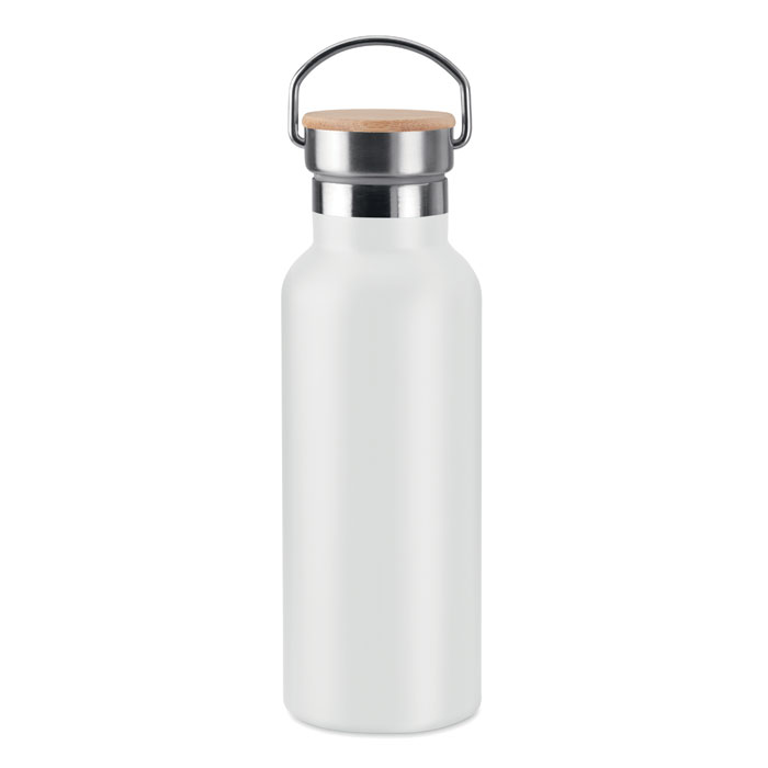 Flaska  500 ml vit
