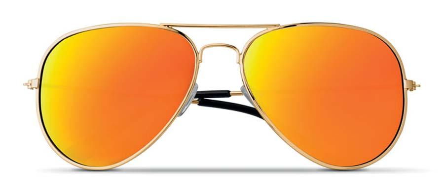Malibu Solglasögon orange