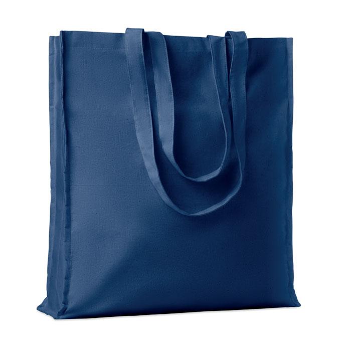 Portobello Bomullskasse blå