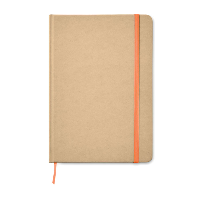 Everwrite anteckningsbok orange