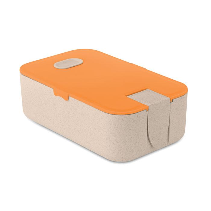 Lunch2go Box orange