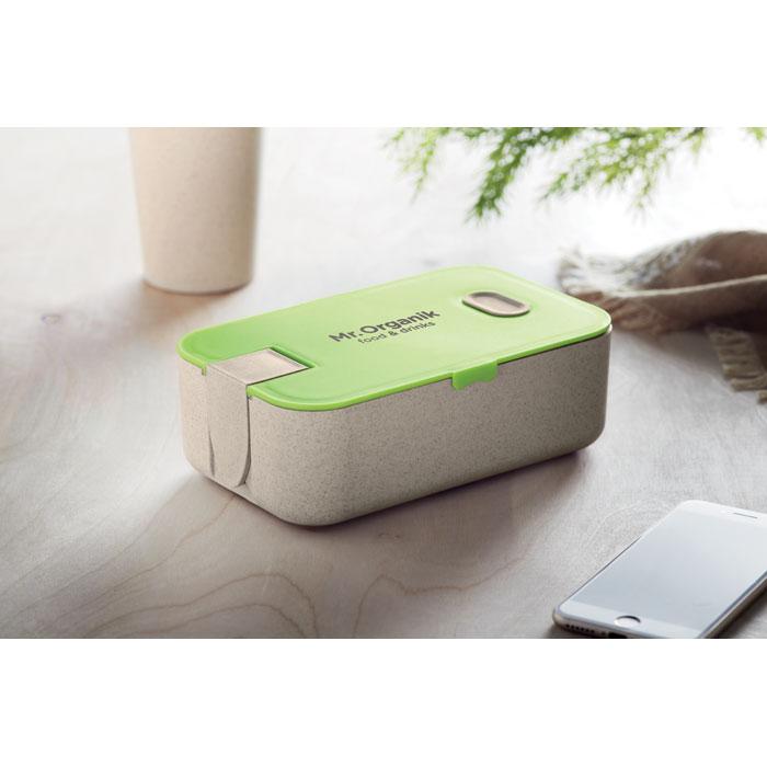 Lunch2go Box grå