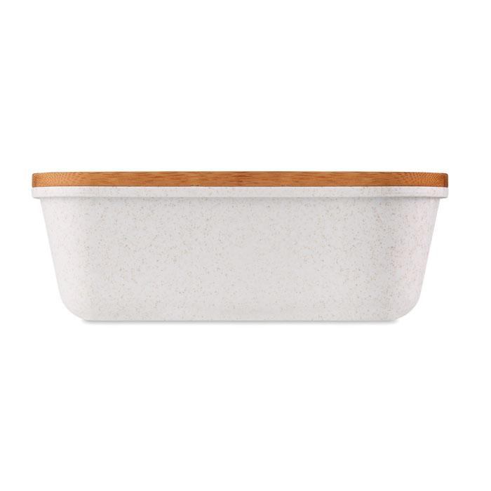 Fancy Lunch Box beige