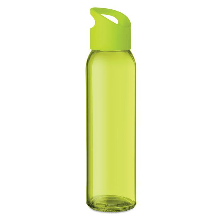Praga Glass Bottle lime