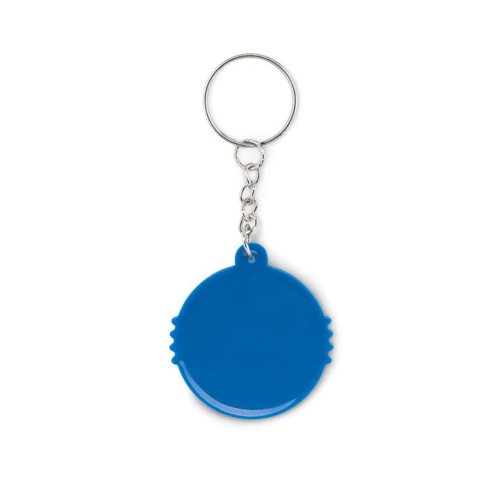 UV Check ring kungsblå