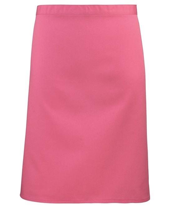 Mid-length apron Premier fuchia