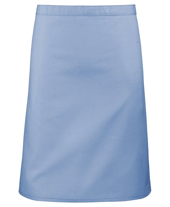Mid-length apron Premier midblue