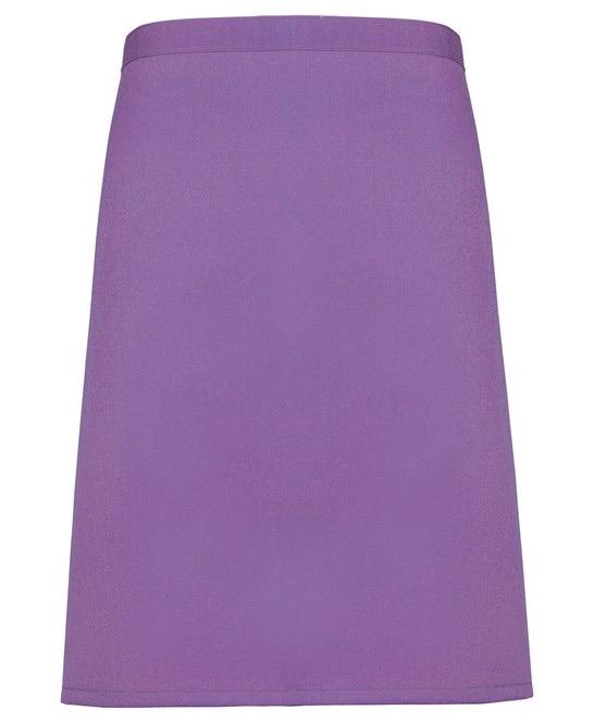 Mid-length apron Premier richviolet