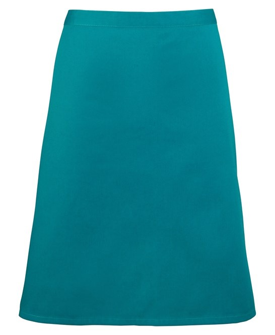 Mid-length apron Premier teal
