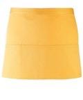 Colours 3-pocket apron sunflower