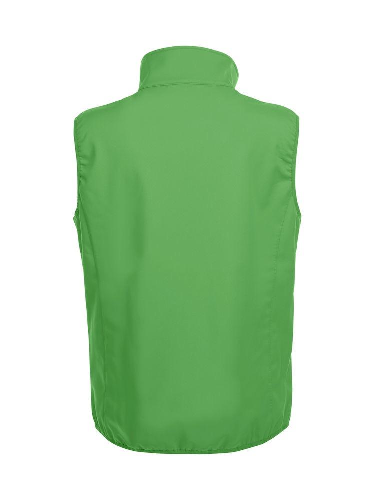 Basic Softshell Väst apple green