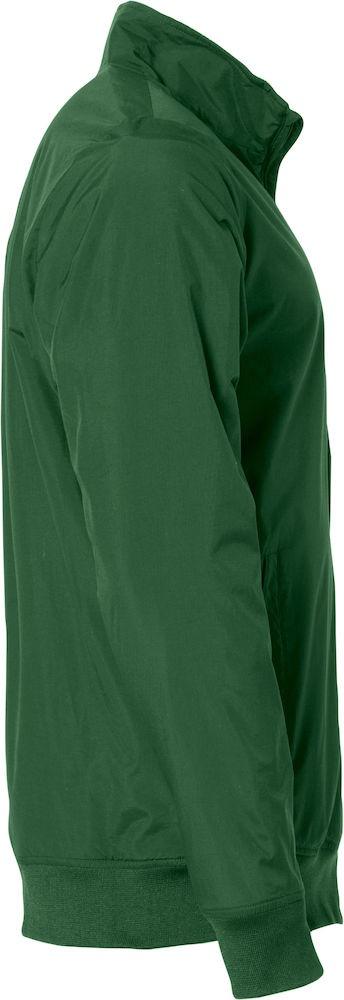 Jacka Newport buteljgrön