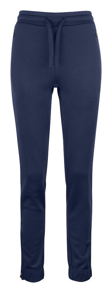 Basic Active Pants mörk marin