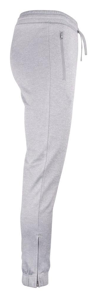 Basic Active Pants gråmelerad